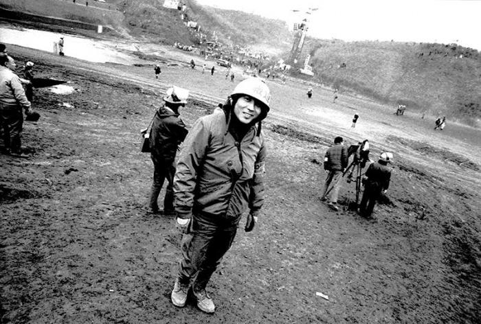 三里塚1972
